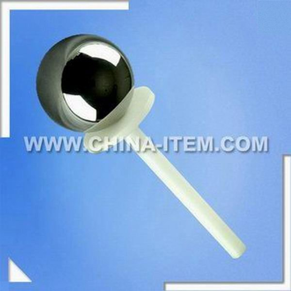IP1X Test Sphere Probe IEC61032 Figure1 Test Probe A