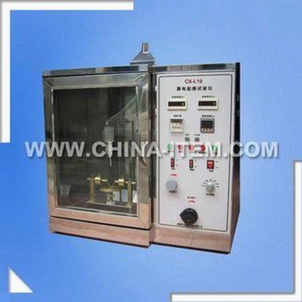 Proof Tracking Tester, Tracking Test Apparatus 600V IEC 60884 Testing Machine, Flammability Testing