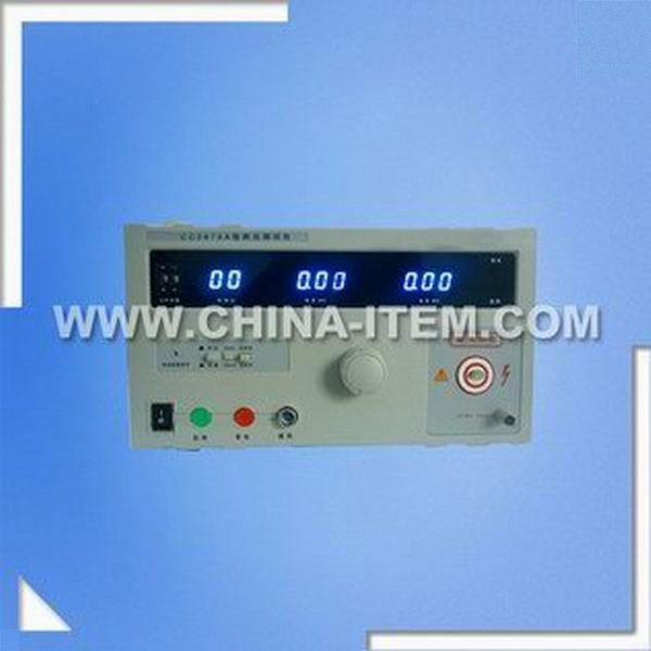 2670A Withstand Voltage Tester, 0-5KV Voltage Tester