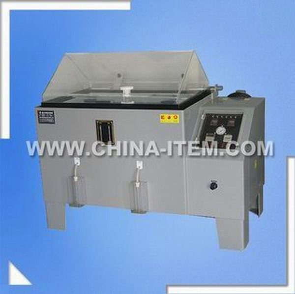 108L Salt Spray Test Chamber, Salt Water Tester Chamber for Environmental Testing Chamber