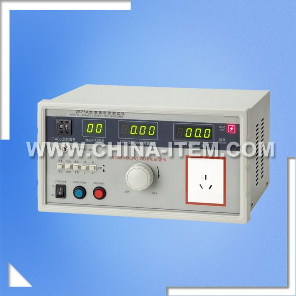500VA Leakage Current Tester, 2675A Leakage Current Test Instrument