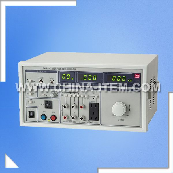 LX-2675Y Medical Leakage Current Tester
