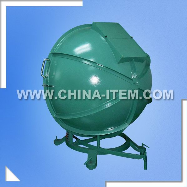 1.5m Side-opening Integrating Sphere for LED Lamp Test Instruments
