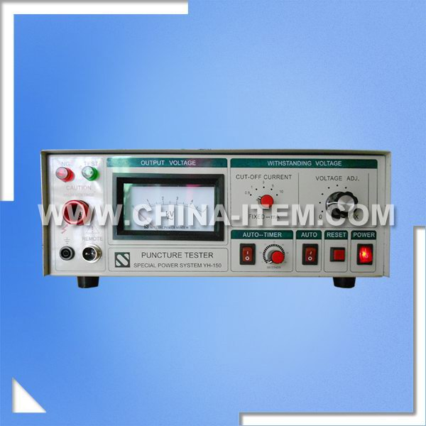 AC Communication Insulation High Voltage Testing Instrument for Special Power System