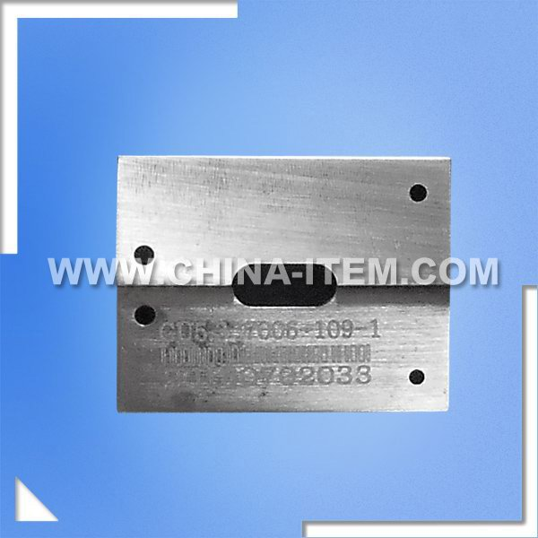 IEC60061-1 GU5.3 7006-109-1 Go and Notgo Gauge for Bi-Pin Bases