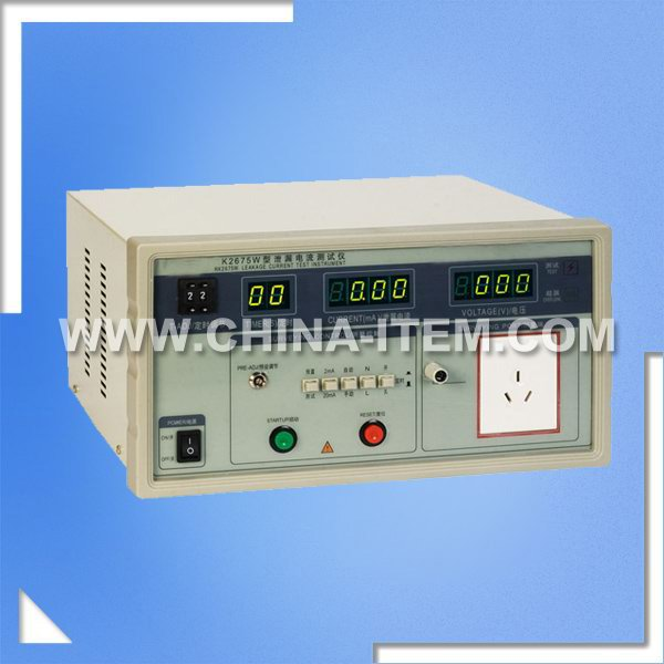 LX-2675W RK Leakage Current Tester of No Isolation Transformer