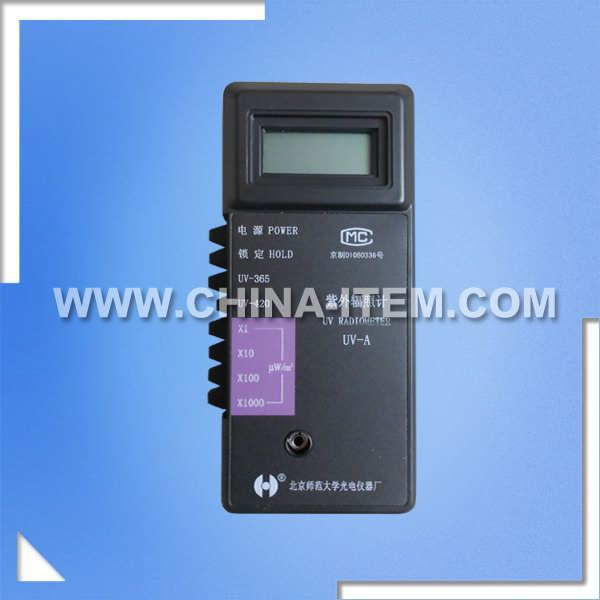 Dual-channel UV-A Radiation Dosimeter for UV-365 & UV-420