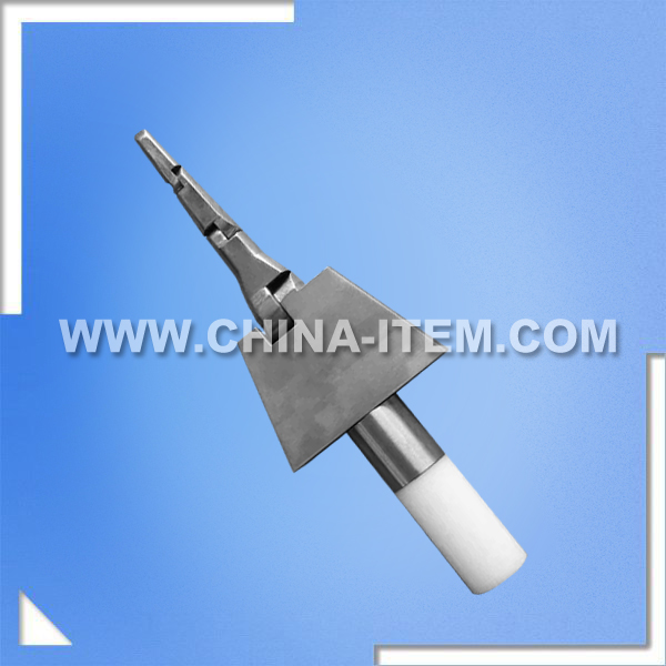 UL1082 / UL1017 / UL1062 / UL982 / UL474 / UL60065 / UL6500 / UL1278 / UL507 Figure9.2 PA100A of UL Articulate Probe Test Finger