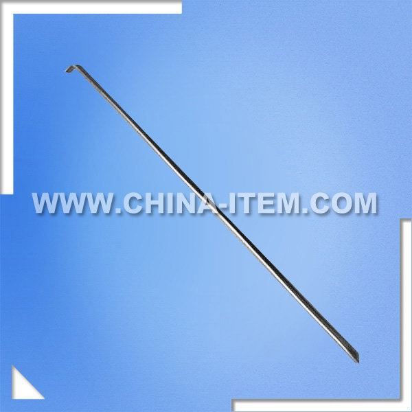 UL60065 / EN60601 Figure 4 - IEC Stainless Steel Test Hook