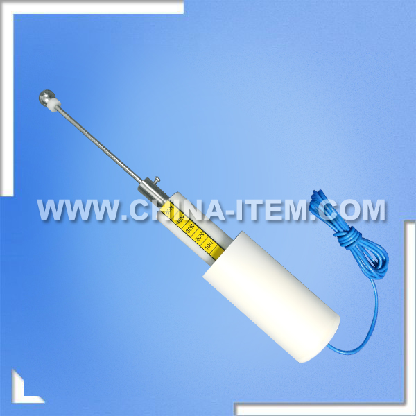 IEC61032 / IEC60529 / IEC60335 IP20C Test Probe A with 50N Force
