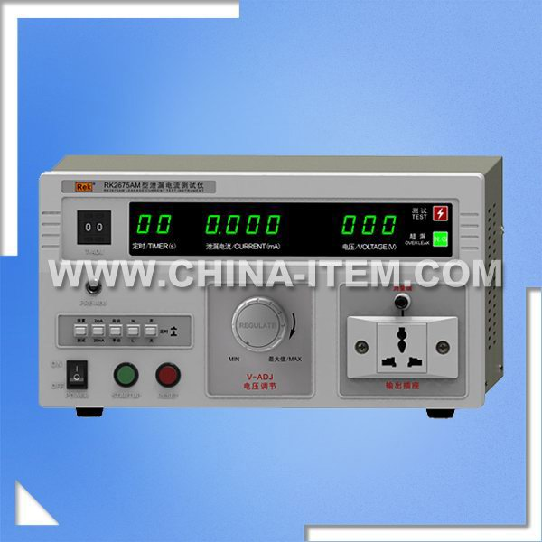 Measuring Instrument AC Leakage Current Tester for Leakage-Current