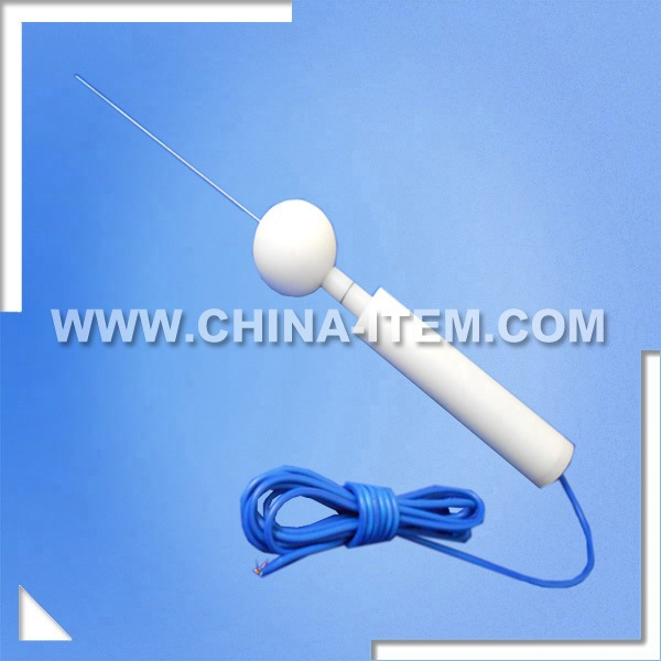 High Quality IEC60335 Wire Test Probe D with 1N Force, IEC61032 IEC60529 IP4X Test Probe D with 1N Force