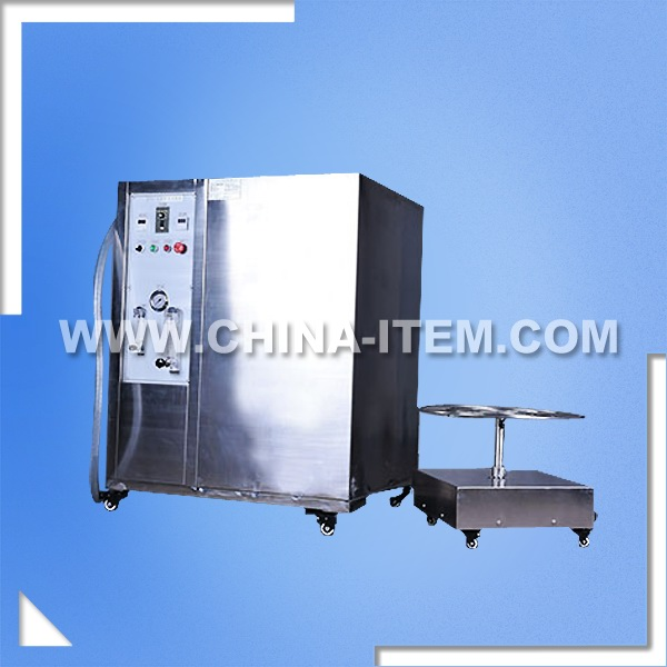 IPX5 IPX6 Rain Spray Test Equipment