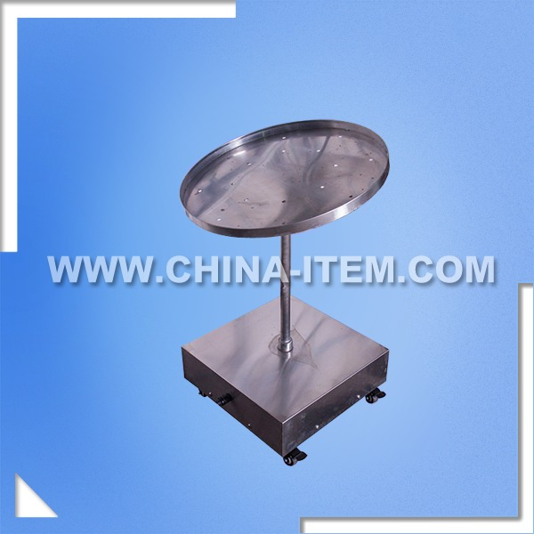 Rotary Table for IPX1-2 Test