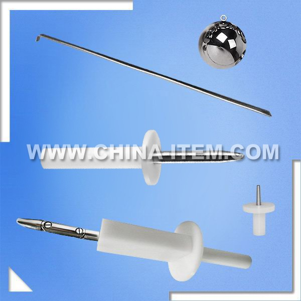 CEI/EN/IEC 60601 Test Probe Kit of Standard Test Finger & Test Hook & Test Pin