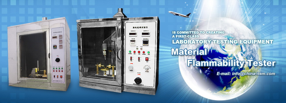 Material Flammability Tester